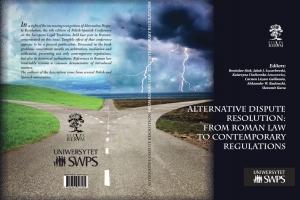 Alternative II - okładka całość